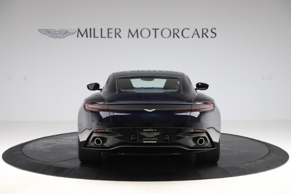Used 2017 Aston Martin DB11 V12 for sale $134,900 at Aston Martin of Greenwich in Greenwich CT 06830 6