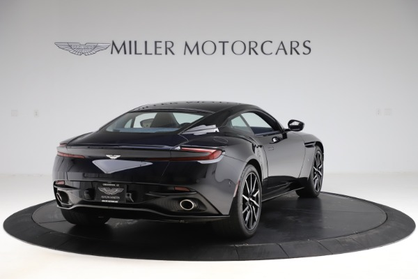 Used 2017 Aston Martin DB11 V12 for sale $134,900 at Aston Martin of Greenwich in Greenwich CT 06830 7
