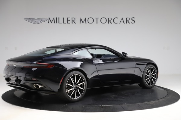 Used 2017 Aston Martin DB11 V12 for sale $134,900 at Aston Martin of Greenwich in Greenwich CT 06830 8