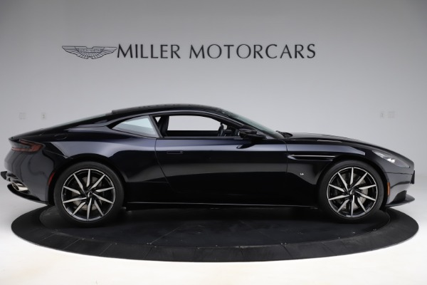 Used 2017 Aston Martin DB11 V12 for sale $134,900 at Aston Martin of Greenwich in Greenwich CT 06830 9
