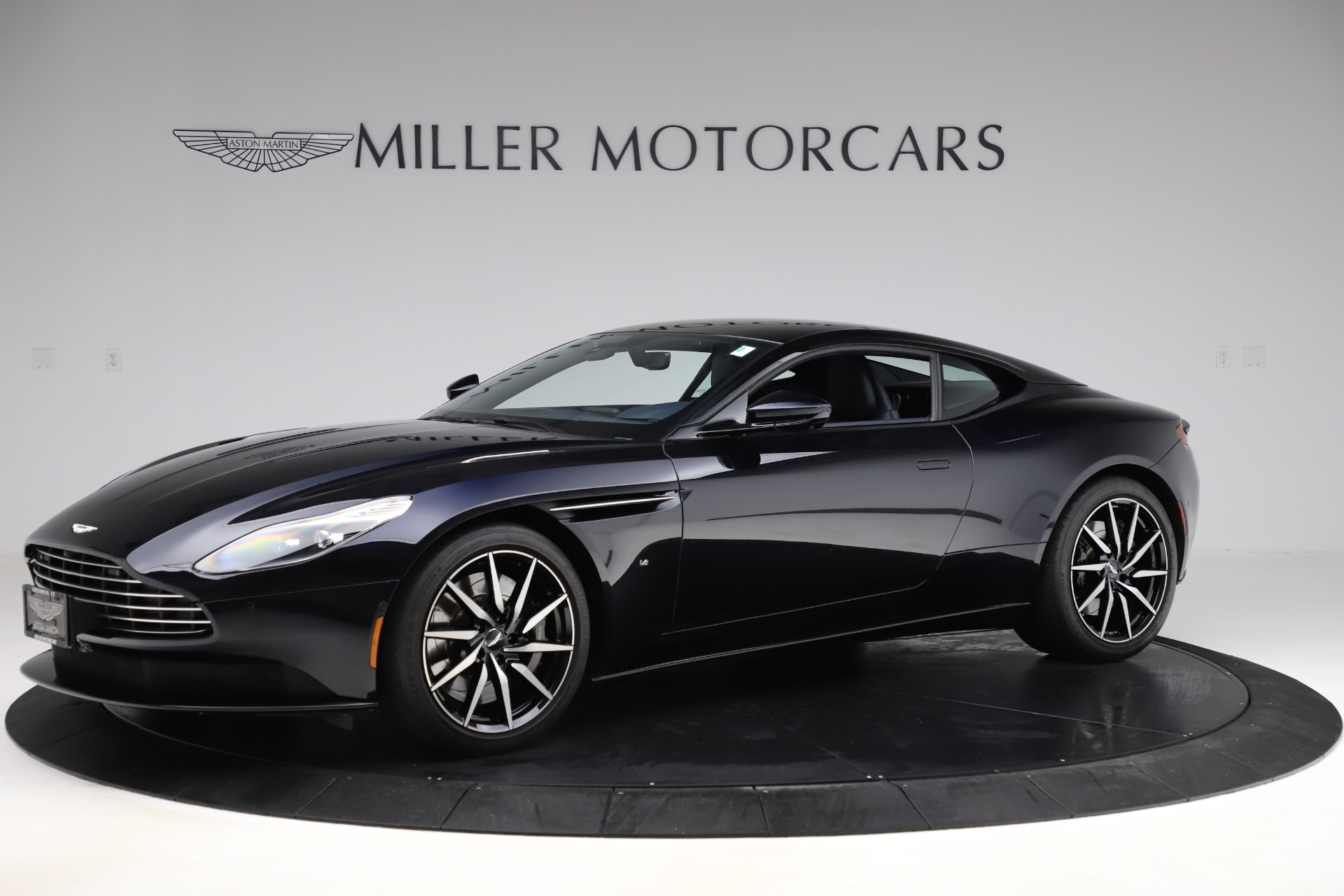 Used 2017 Aston Martin DB11 V12 for sale $134,900 at Aston Martin of Greenwich in Greenwich CT 06830 1