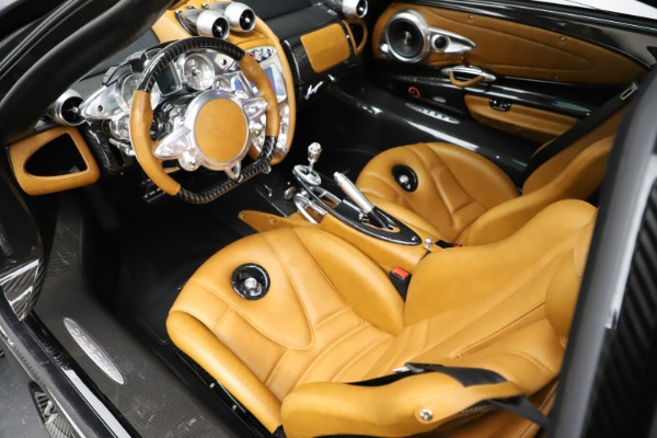 Used 2014 Pagani Huayra Tempesta for sale $2,195,000 at Aston Martin of Greenwich in Greenwich CT 06830 13