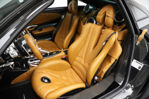 Used 2014 Pagani Huayra Tempesta for sale Call for price at Aston Martin of Greenwich in Greenwich CT 06830 15