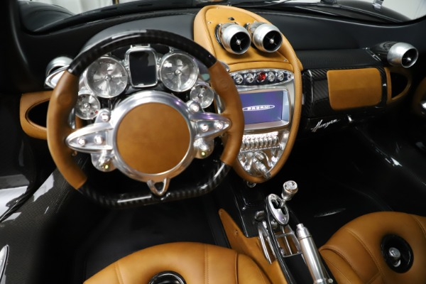 Used 2014 Pagani Huayra Tempesta for sale $2,195,000 at Aston Martin of Greenwich in Greenwich CT 06830 16