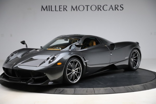 Used 2014 Pagani Huayra Tempesta for sale $2,195,000 at Aston Martin of Greenwich in Greenwich CT 06830 2