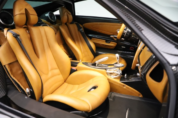 Used 2014 Pagani Huayra Tempesta for sale Call for price at Aston Martin of Greenwich in Greenwich CT 06830 20