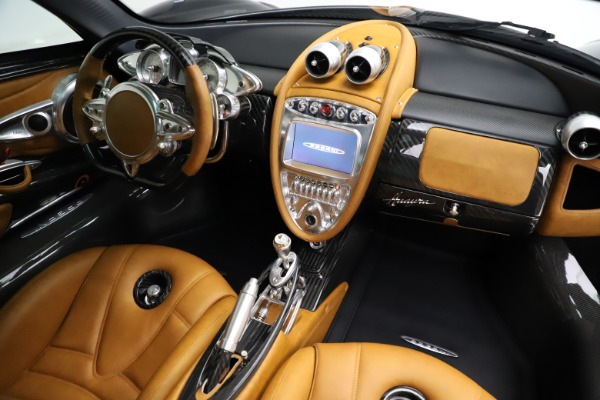 Used 2014 Pagani Huayra Tempesta for sale Call for price at Aston Martin of Greenwich in Greenwich CT 06830 21