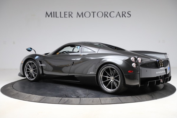 Used 2014 Pagani Huayra Tempesta for sale $2,195,000 at Aston Martin of Greenwich in Greenwich CT 06830 4