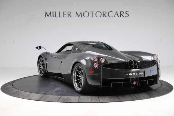 Used 2014 Pagani Huayra Tempesta for sale Call for price at Aston Martin of Greenwich in Greenwich CT 06830 5