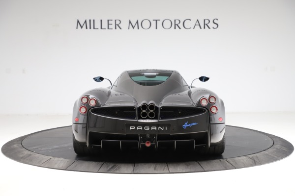 Used 2014 Pagani Huayra Tempesta for sale $2,195,000 at Aston Martin of Greenwich in Greenwich CT 06830 6