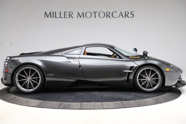 Used 2014 Pagani Huayra Tempesta for sale Call for price at Aston Martin of Greenwich in Greenwich CT 06830 9