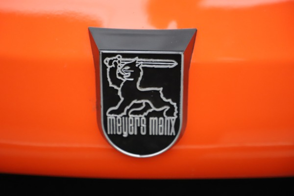 Used 1966 Meyers Manx Dune Buggy for sale $65,900 at Aston Martin of Greenwich in Greenwich CT 06830 22