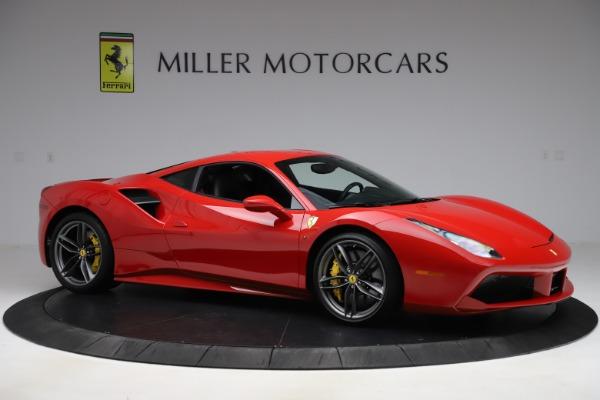 Used 2018 Ferrari 488 GTB for sale $242,900 at Aston Martin of Greenwich in Greenwich CT 06830 10