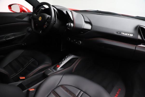 Used 2018 Ferrari 488 GTB for sale $242,900 at Aston Martin of Greenwich in Greenwich CT 06830 17