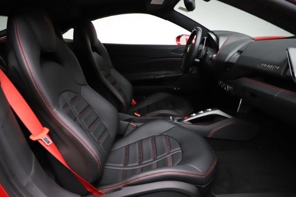 Used 2018 Ferrari 488 GTB for sale $249,900 at Aston Martin of Greenwich in Greenwich CT 06830 18