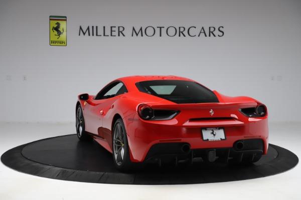 Used 2018 Ferrari 488 GTB for sale $242,900 at Aston Martin of Greenwich in Greenwich CT 06830 5