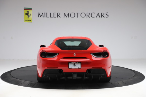 Used 2018 Ferrari 488 GTB for sale $242,900 at Aston Martin of Greenwich in Greenwich CT 06830 6
