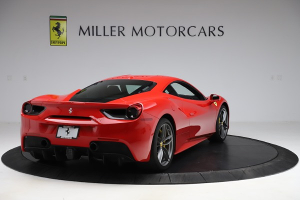 Used 2018 Ferrari 488 GTB for sale $249,900 at Aston Martin of Greenwich in Greenwich CT 06830 7