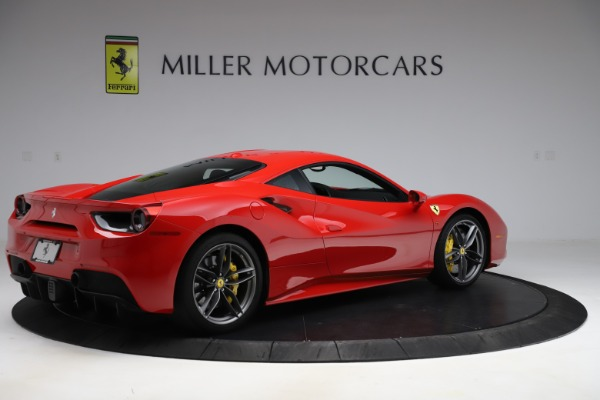 Used 2018 Ferrari 488 GTB for sale $242,900 at Aston Martin of Greenwich in Greenwich CT 06830 8