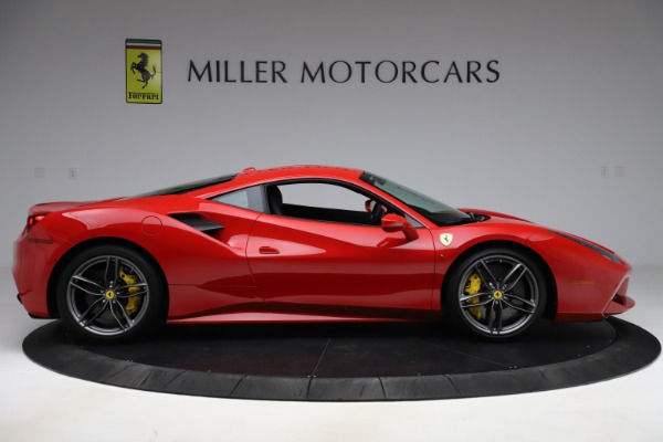 Used 2018 Ferrari 488 GTB for sale $242,900 at Aston Martin of Greenwich in Greenwich CT 06830 9