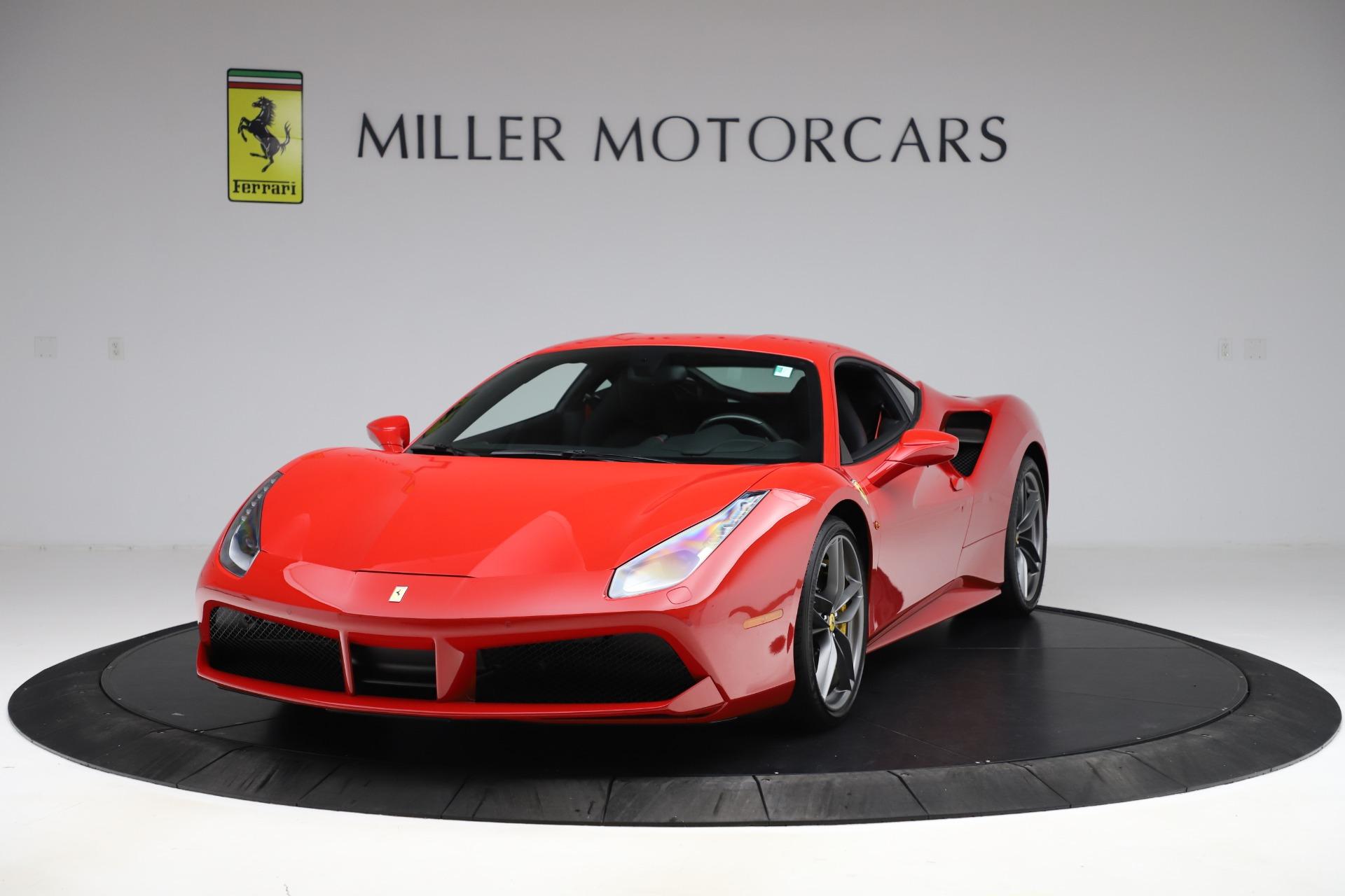 Used 2018 Ferrari 488 GTB for sale $242,900 at Aston Martin of Greenwich in Greenwich CT 06830 1