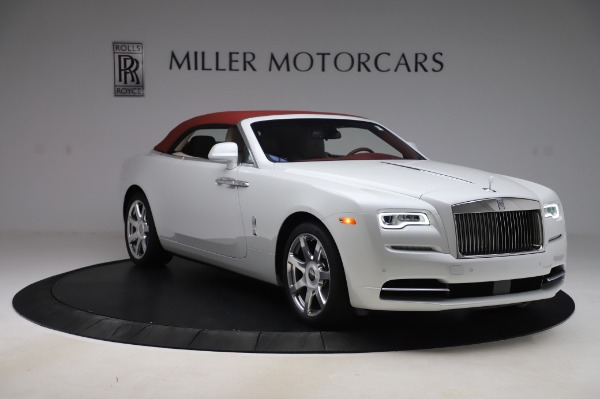 Used 2016 Rolls-Royce Dawn for sale $239,900 at Aston Martin of Greenwich in Greenwich CT 06830 18