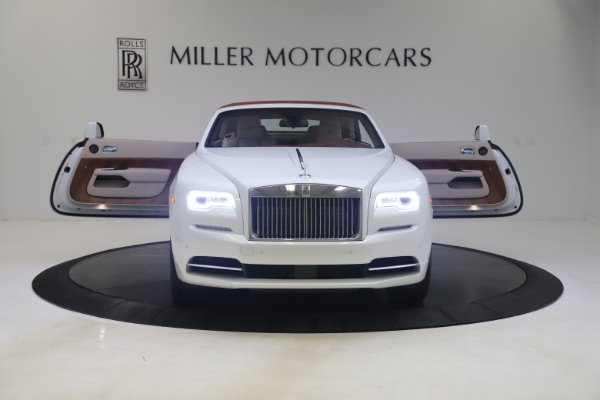 Used 2016 Rolls-Royce Dawn for sale $239,900 at Aston Martin of Greenwich in Greenwich CT 06830 19