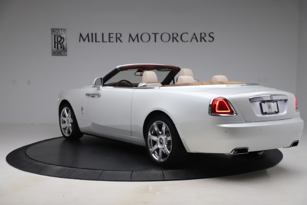 Used 2016 Rolls-Royce Dawn for sale $239,900 at Aston Martin of Greenwich in Greenwich CT 06830 4