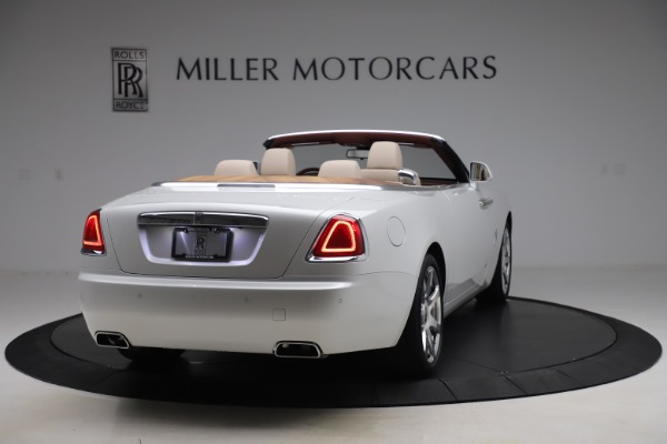 Used 2016 Rolls-Royce Dawn for sale $239,900 at Aston Martin of Greenwich in Greenwich CT 06830 6