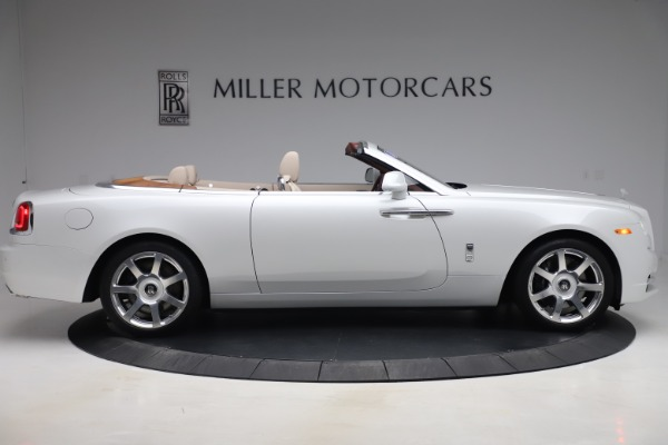 Used 2016 Rolls-Royce Dawn for sale $239,900 at Aston Martin of Greenwich in Greenwich CT 06830 7