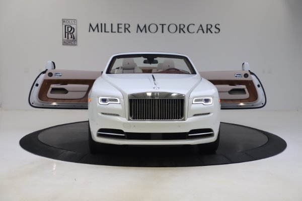 Used 2016 Rolls-Royce Dawn for sale $239,900 at Aston Martin of Greenwich in Greenwich CT 06830 9