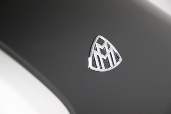 Used 2016 Mercedes-Benz S-Class Mercedes-Maybach S 600 for sale $87,900 at Aston Martin of Greenwich in Greenwich CT 06830 18