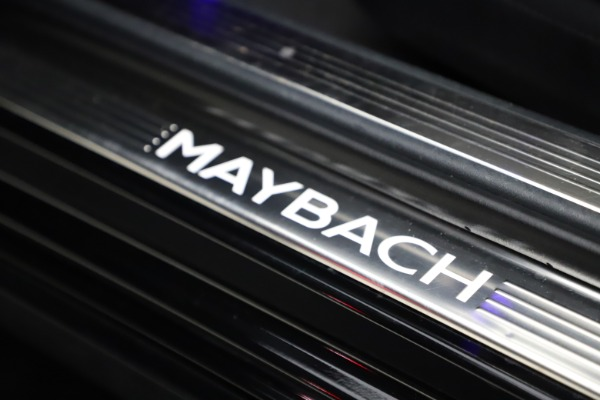 Used 2016 Mercedes-Benz S-Class Mercedes-Maybach S 600 for sale $87,900 at Aston Martin of Greenwich in Greenwich CT 06830 20