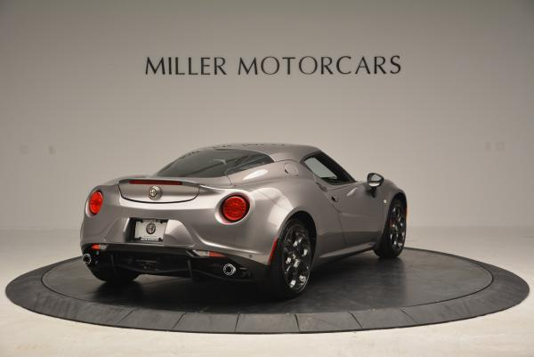New 2016 Alfa Romeo 4C for sale Sold at Aston Martin of Greenwich in Greenwich CT 06830 7