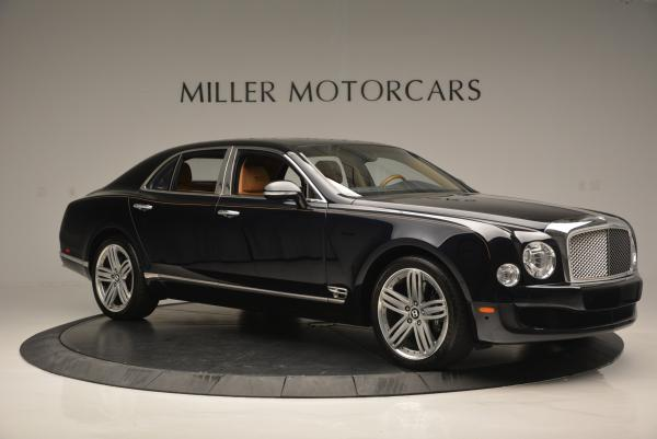 Used 2013 Bentley Mulsanne Le Mans Edition- Number 1 of 48 for sale Sold at Aston Martin of Greenwich in Greenwich CT 06830 10