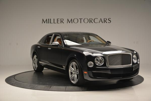 Used 2013 Bentley Mulsanne Le Mans Edition- Number 1 of 48 for sale Sold at Aston Martin of Greenwich in Greenwich CT 06830 11