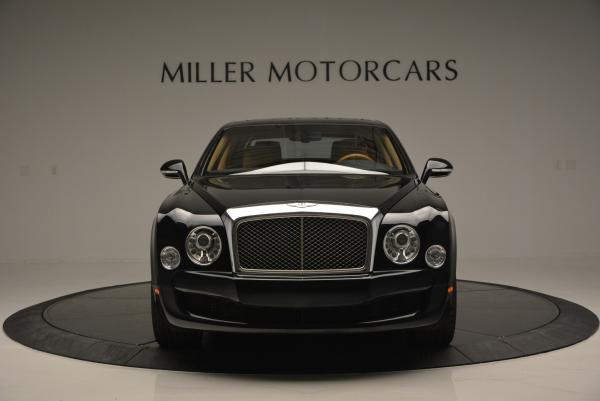 Used 2013 Bentley Mulsanne Le Mans Edition- Number 1 of 48 for sale Sold at Aston Martin of Greenwich in Greenwich CT 06830 12