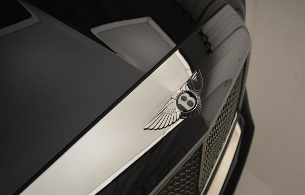 Used 2013 Bentley Mulsanne Le Mans Edition- Number 1 of 48 for sale Sold at Aston Martin of Greenwich in Greenwich CT 06830 13