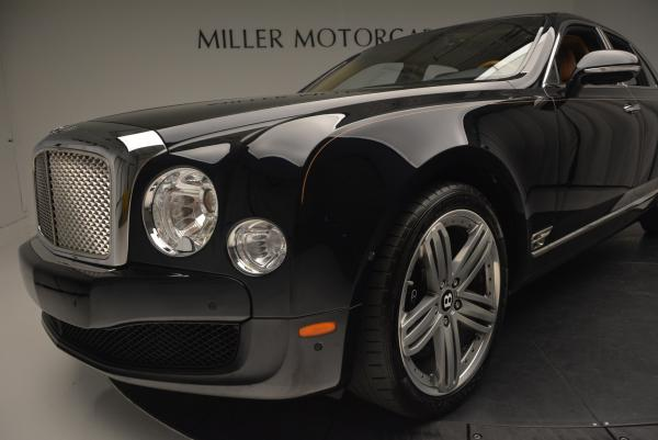 Used 2013 Bentley Mulsanne Le Mans Edition- Number 1 of 48 for sale Sold at Aston Martin of Greenwich in Greenwich CT 06830 15