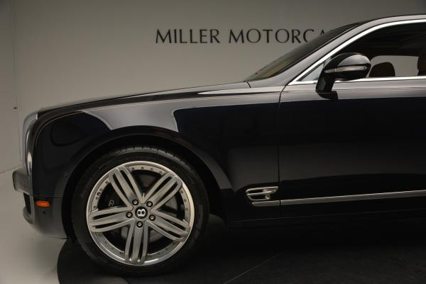 Used 2013 Bentley Mulsanne Le Mans Edition- Number 1 of 48 for sale Sold at Aston Martin of Greenwich in Greenwich CT 06830 16