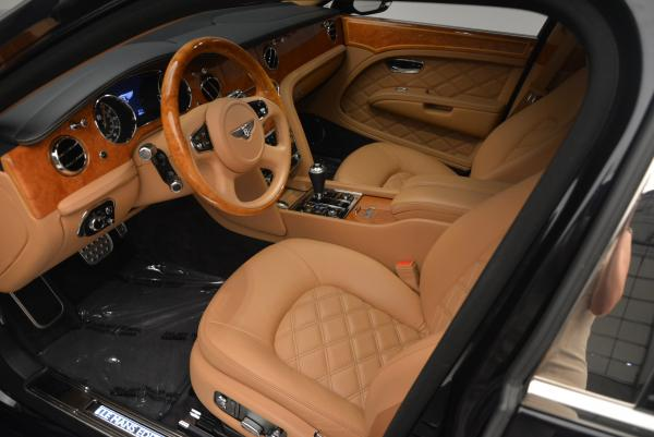 Used 2013 Bentley Mulsanne Le Mans Edition- Number 1 of 48 for sale Sold at Aston Martin of Greenwich in Greenwich CT 06830 18