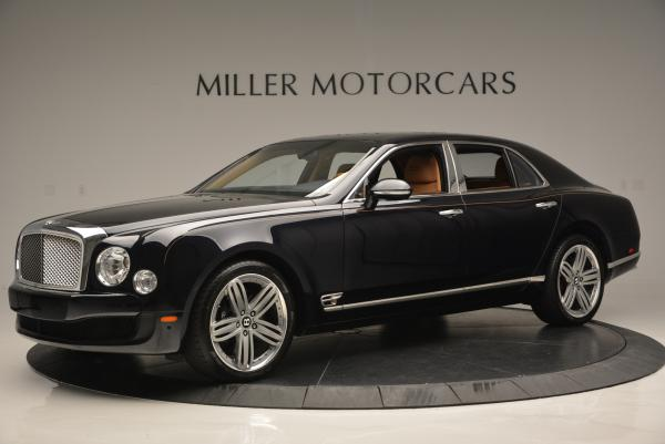 Used 2013 Bentley Mulsanne Le Mans Edition- Number 1 of 48 for sale Sold at Aston Martin of Greenwich in Greenwich CT 06830 2