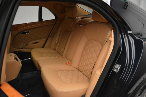 Used 2013 Bentley Mulsanne Le Mans Edition- Number 1 of 48 for sale Sold at Aston Martin of Greenwich in Greenwich CT 06830 24