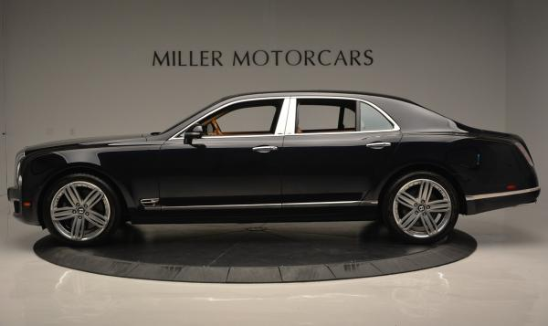 Used 2013 Bentley Mulsanne Le Mans Edition- Number 1 of 48 for sale Sold at Aston Martin of Greenwich in Greenwich CT 06830 3