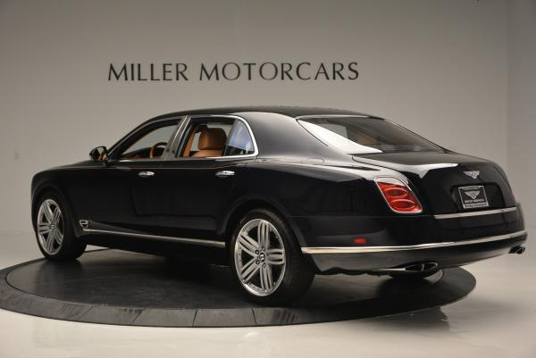 Used 2013 Bentley Mulsanne Le Mans Edition- Number 1 of 48 for sale Sold at Aston Martin of Greenwich in Greenwich CT 06830 4