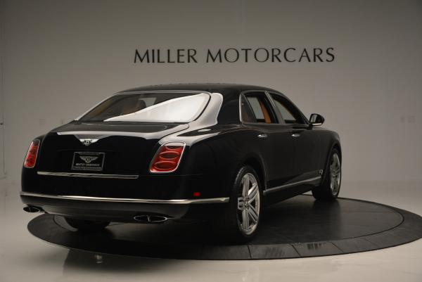 Used 2013 Bentley Mulsanne Le Mans Edition- Number 1 of 48 for sale Sold at Aston Martin of Greenwich in Greenwich CT 06830 7