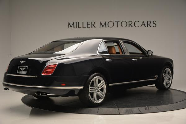 Used 2013 Bentley Mulsanne Le Mans Edition- Number 1 of 48 for sale Sold at Aston Martin of Greenwich in Greenwich CT 06830 8