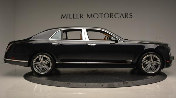 Used 2013 Bentley Mulsanne Le Mans Edition- Number 1 of 48 for sale Sold at Aston Martin of Greenwich in Greenwich CT 06830 9