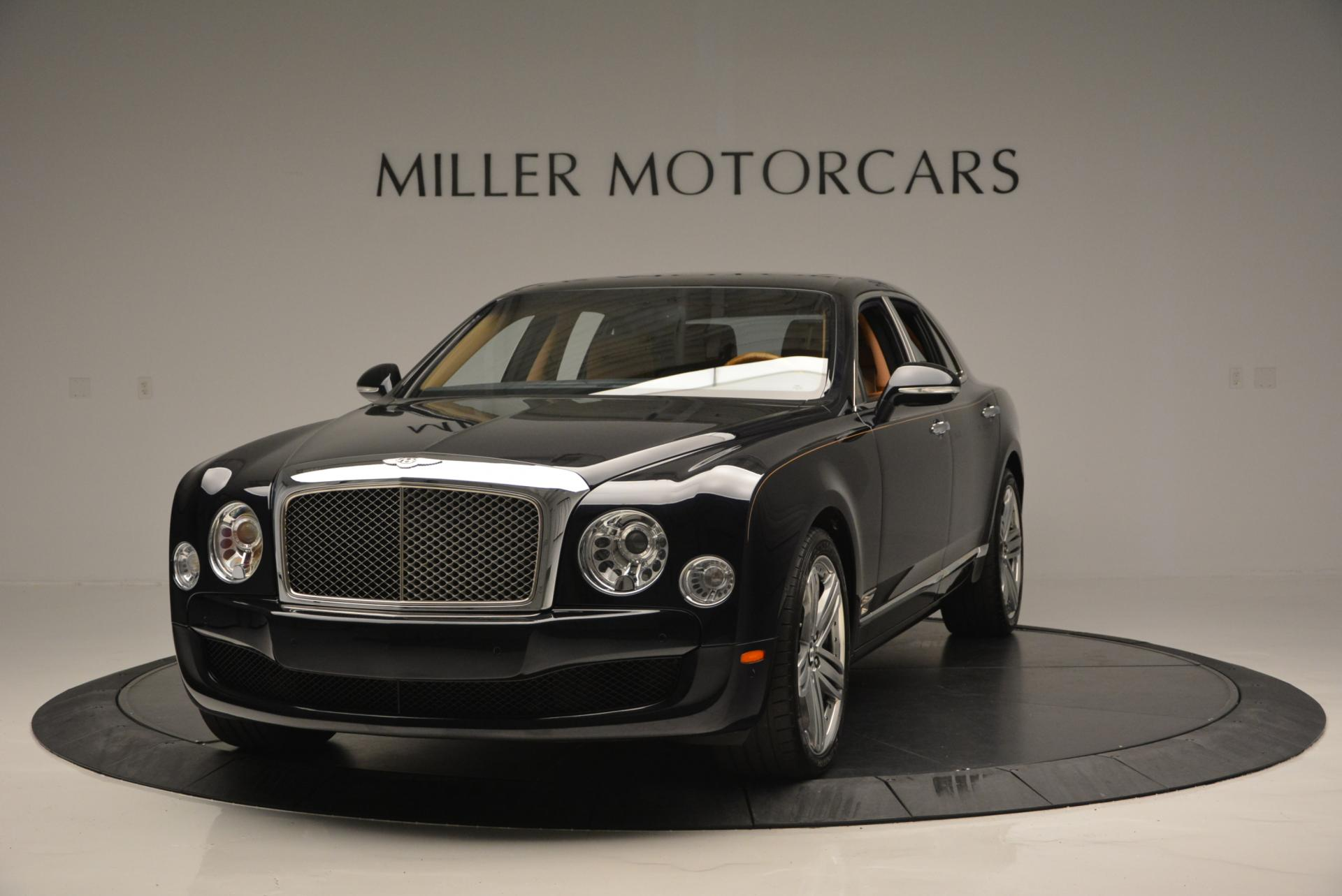 Used 2013 Bentley Mulsanne Le Mans Edition- Number 1 of 48 for sale Sold at Aston Martin of Greenwich in Greenwich CT 06830 1