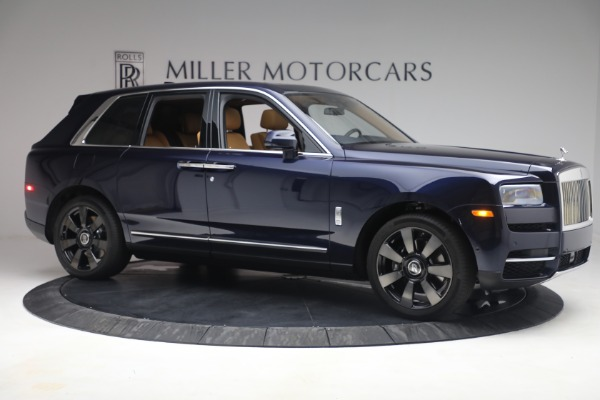 Used 2020 Rolls-Royce Cullinan for sale Call for price at Aston Martin of Greenwich in Greenwich CT 06830 11